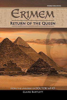 Erimem - Return of the Queen hardback