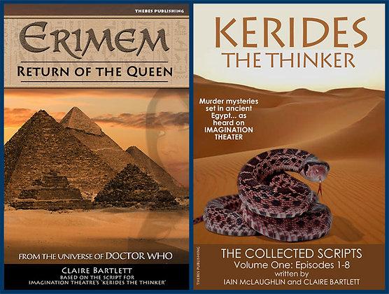 Erimem - Return of the Queen - book and script