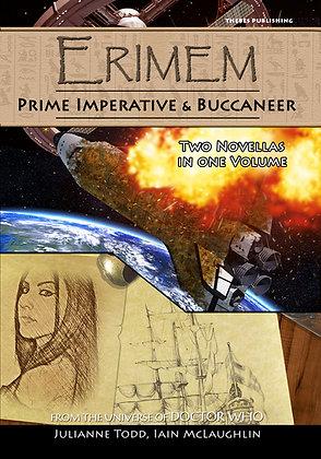 Erimem - Prime Imperative & Buccaneer hardback
