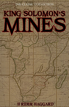 King Solomon's Mines ebook