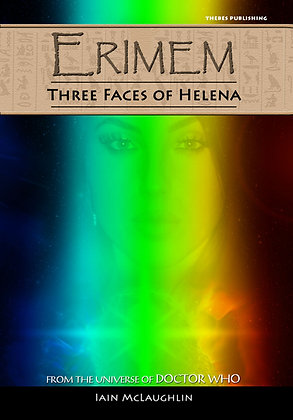 Erimem - Three Faces of Helena hardback