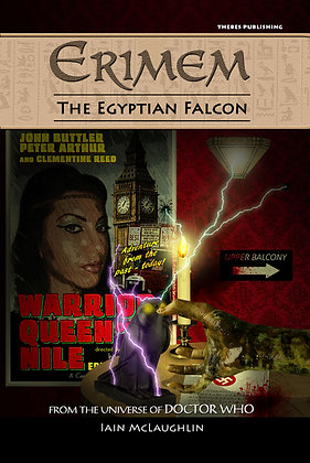 Erimem - The Egyptian Falcon hardback