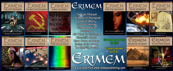 Erimem - 11 books ebook format