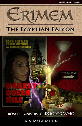 Erimem - The Egyptian Falcon ebook