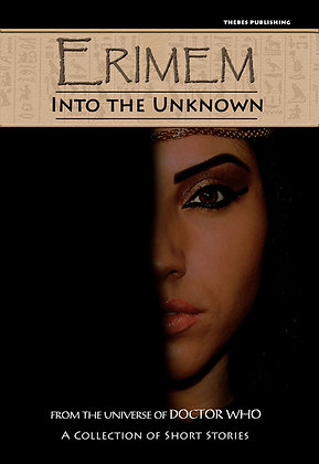 Erimem - Into the Unknown Hardback
