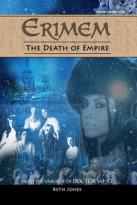 Erimem - The Death of Empire hardback
