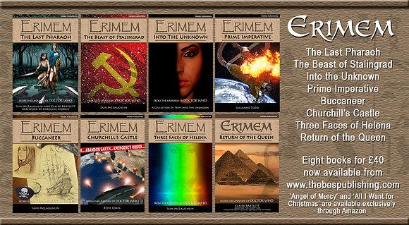 8 Erimem books