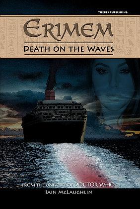 Erimem - Death on the Waves hardback