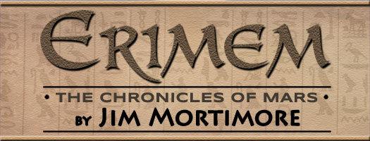 Erimem - The Chronicles of Mars 2 books UK