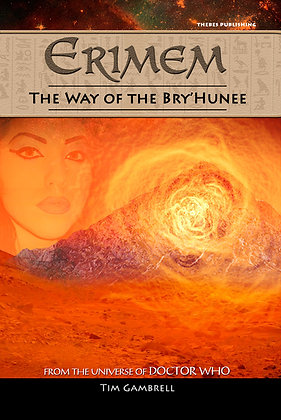 Erimem - The Way of the Bry'Hunee hardback