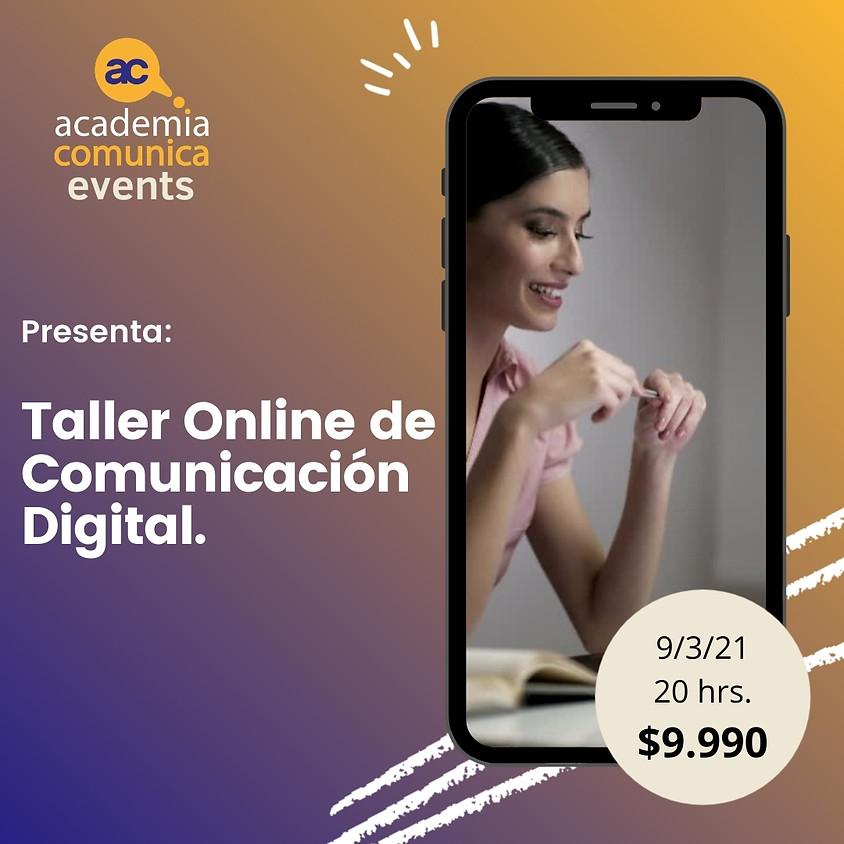 Taller de Comunicación Digital