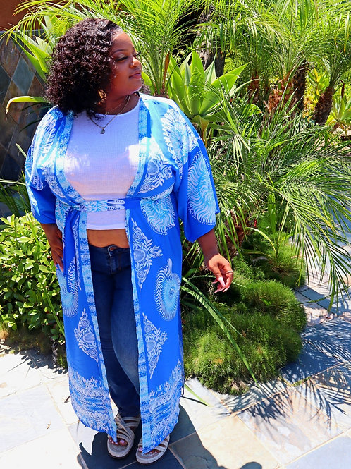 BeachFront Kimono