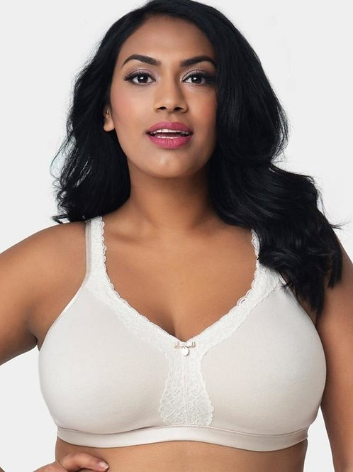 Cotton Luxe Wirefree Bra