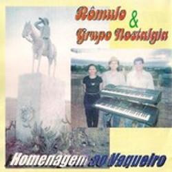 capa cd romulo e grupo nostalgia