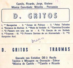 D.GRITOS 42