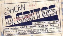 D.GRITOS 40