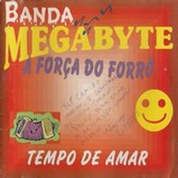capa cd megabyte tempo de amar