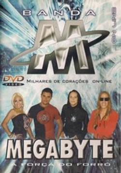 capa dvd megabyte on line