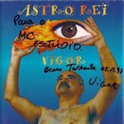 capa cd vigor astro rei