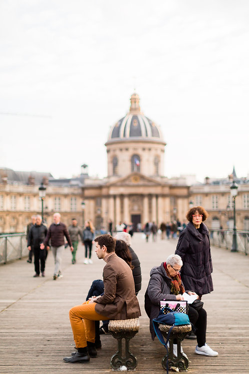 Pont des Arts | Paris, France