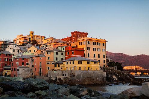 Boccadasse | Genoa, Italy