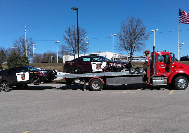 Police Vehicle Towing