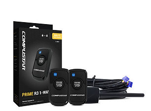 compustar R3 1-way remote start