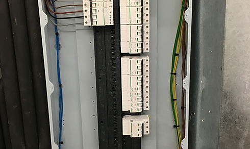 Electrical Distrubtion board