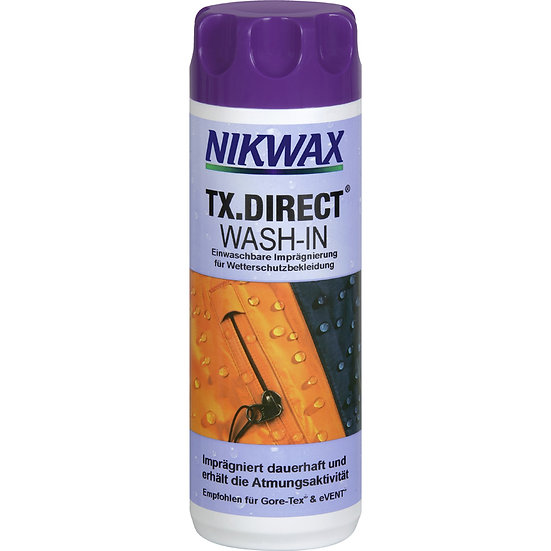 TX. Direct Wash IN