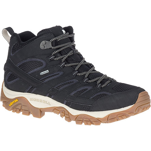 Moab 2 Leather Mid GTX