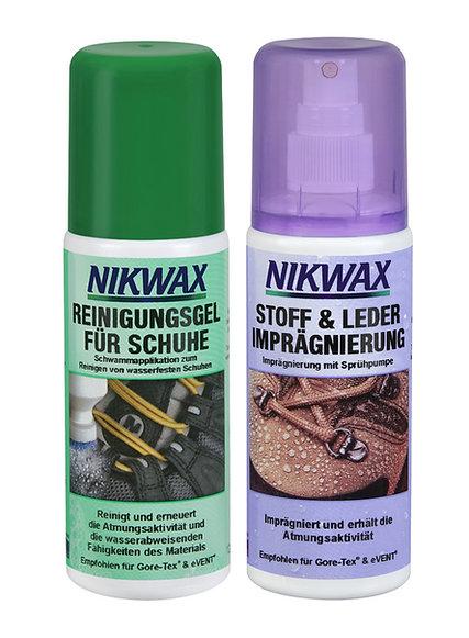 Duo-Pack Stoff & Leder Imprägnierung + Reinigungsgel