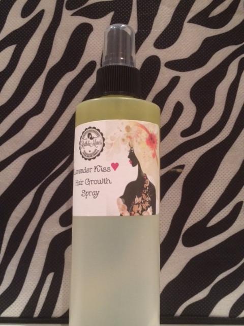 Lavender Kiss♥ Hair Growth Spray 8oz