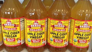 Apple Cider Vinegar! Miracle for Hair