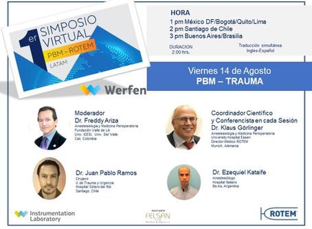 Sesión 5 - Primer simposio virtual PBM-ROTEM LATAM