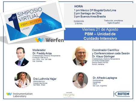 Sesión 6 - Primer simposio virtual PBM-ROTEM LATAM