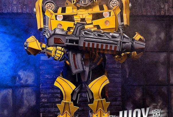 Blaster - robot pistol