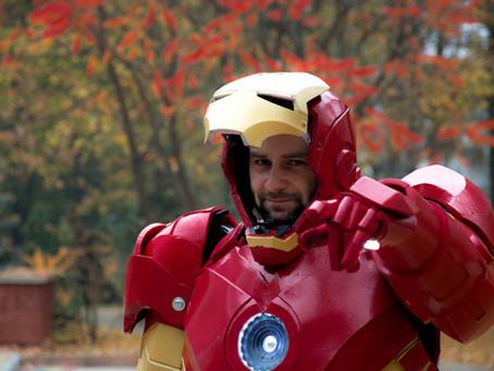 """""""Iron Man Party"""" Как организовать праздник в стиле """"железный человек"""". Костюмы,"""