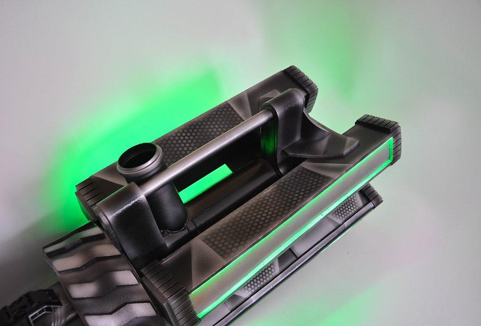PLAZMA minigun GRAY (confetti / nerdy show props)