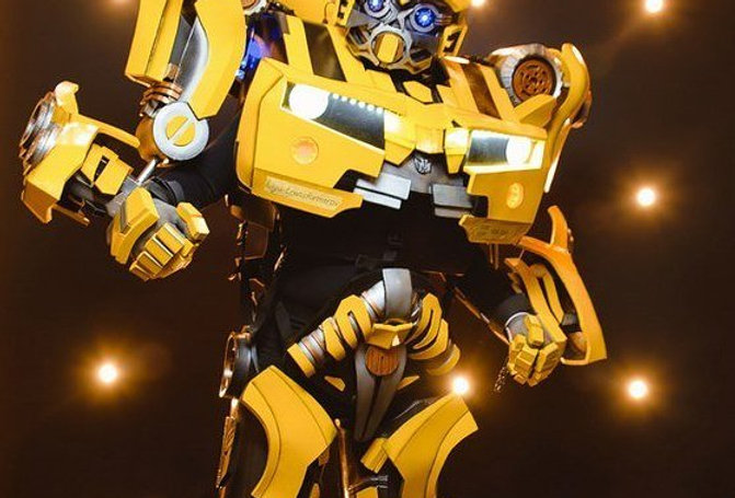Bumblebee - Transformers Universe is a Click Away