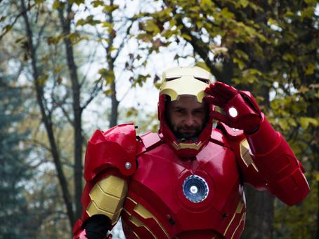 """""""Iron Man Party"""" Как организовать праздник в стиле """"железный человек"""". Костюмы, конкурсы, сценарий."""