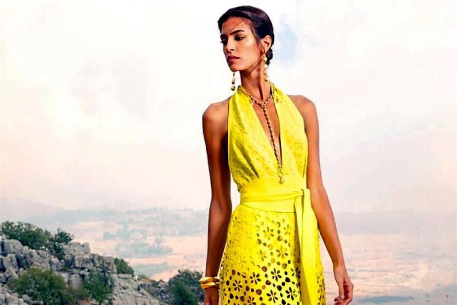 Amarillo, tono de primavera
