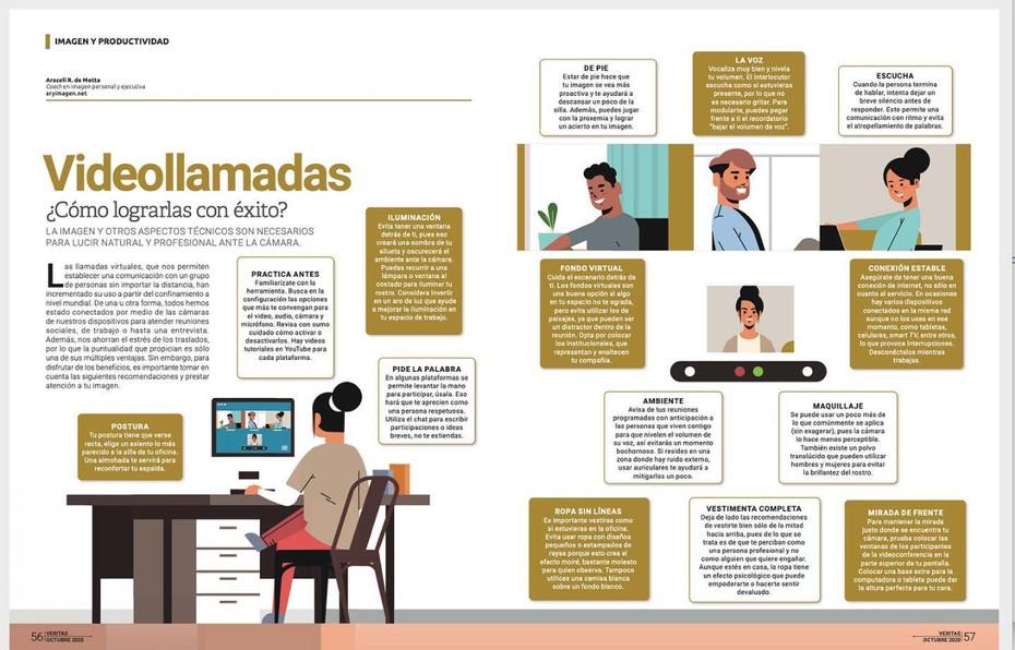 Videollamadas como lograrlas con éxito