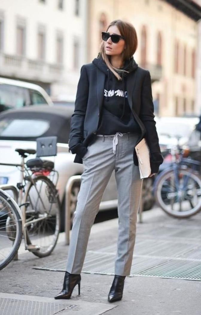 Las hoodies se apoderan de la moda