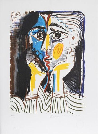 Visage Original Art by Picasso Estate Collection __ PicassoMio.jpeg