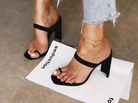 Ce que les femmes veulent d'une chaussure