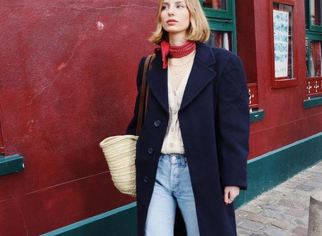 3 tenues pour adopter le sexy French Style cet hiver