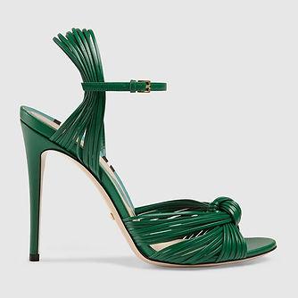 sandales a talons, chaussures a talons, cuir et chaussures italiennes marque Fiore de Luca