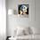 Thumbnail: Peinture acrylique Les amants