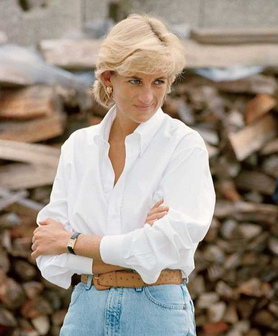Princesse Diana @getty_images