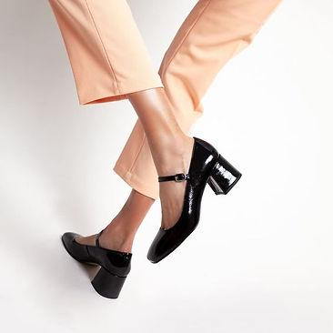 chaussures a talons, cuir et chaussures italiennes marque Fiore de Luca